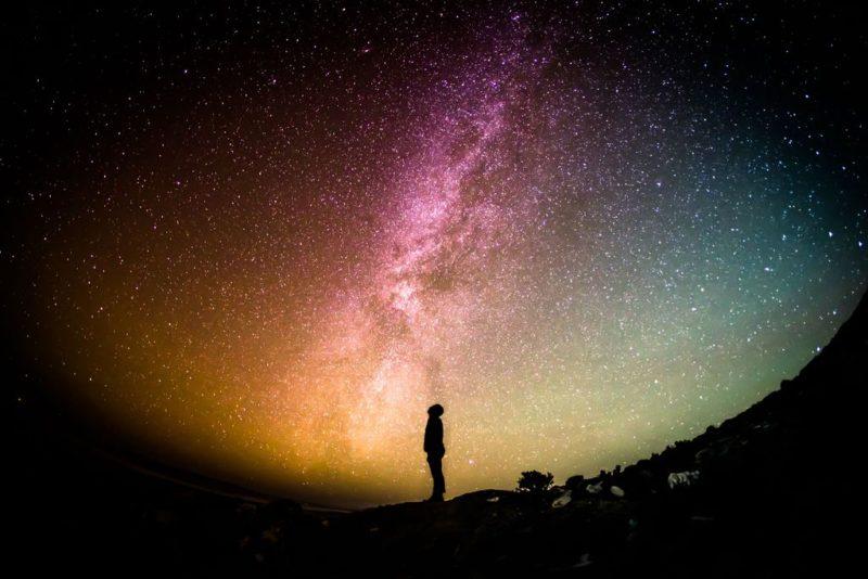 pratiquer la gratitude envers l'univers